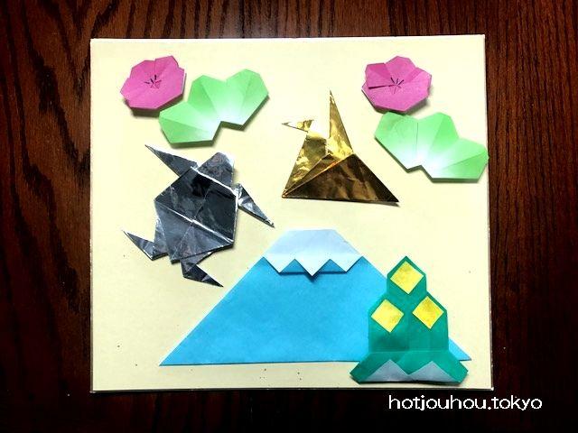 方 簡単 の 折り 鶴