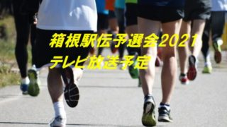 箱根駅伝,予選会,2021テレビ,放送,予定,時間,関西,四国,九州,配信,予定,再放送